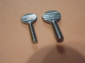 Stainless Steel Thumb Screws, 2 sizes