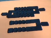 Interlocking Horseshoe Shims