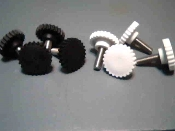 Large Turn Knob Screws