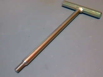 Wood Bushing Setting Tool