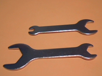 Spanner Wrench Set