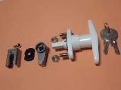 T-Handle Shutter Lock Kit