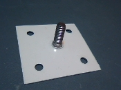 Trailer Plate for Camelback Brackets