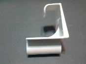 Holdback Clips for Accordion Shutters