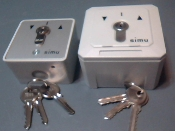 Key Switch for Roll Shutters.