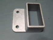 Channel Rail Wall Mount Bracket No. 15