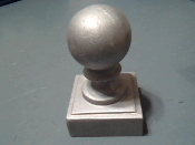 Ball Top Post Cap 2 inch