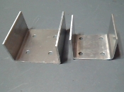 Aluminum Post Brackets