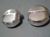 Oval Tube End Caps