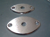 Oval Boat Pads