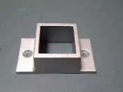 1 x 1 inch Wall Mounting Bracket